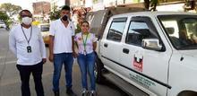 Jornada de fumigación contra el Dengue