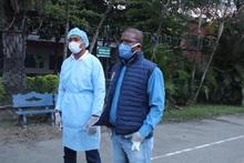 Llegaron los Apoyos de la Gobernación del Cauca.  Para las personas en situación de vulnerabilidad.