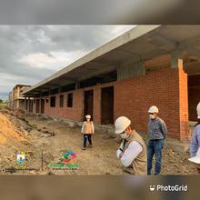 Obras de nuestro nuevo Hospital  #ElCambioesconLaGente