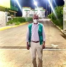 Alcalde de Puerto Tejada, Dagoberto Domínguez, gestiono los  camiones cisterna que surtirán de combustible a los municipio de Santander de Quilichao  y Puerto Tejada